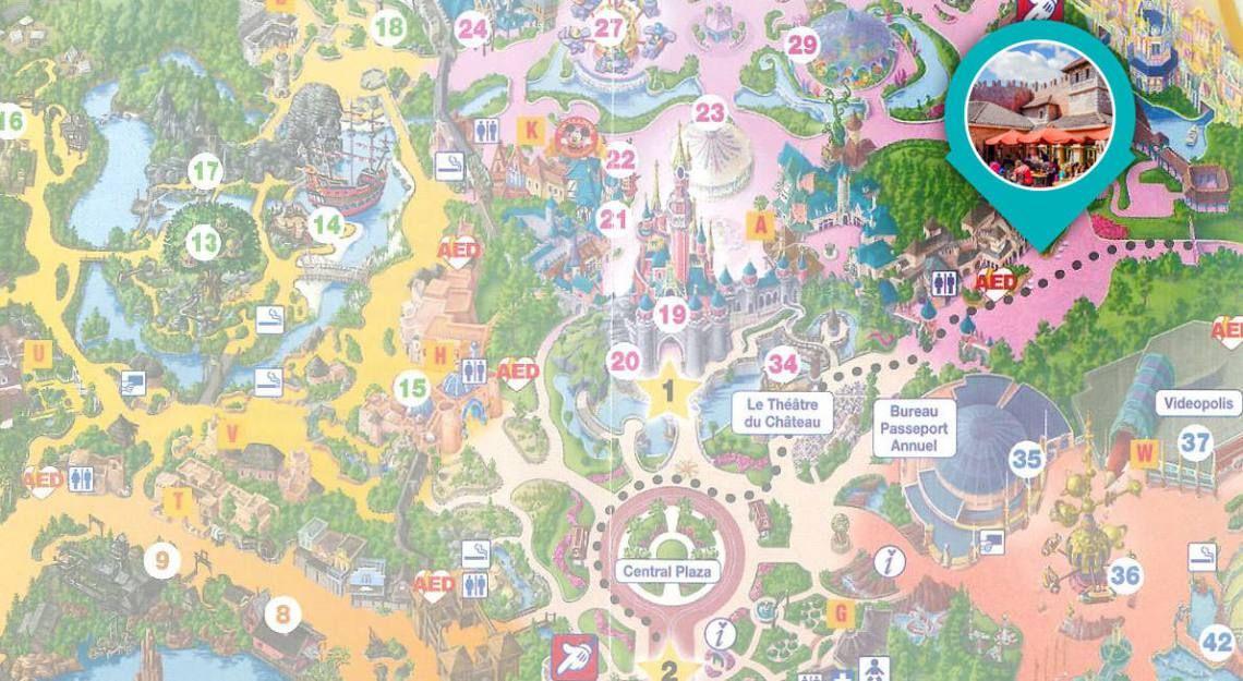 Pizzeria Bella Note Disney En 2018 Pinterest Disneyland