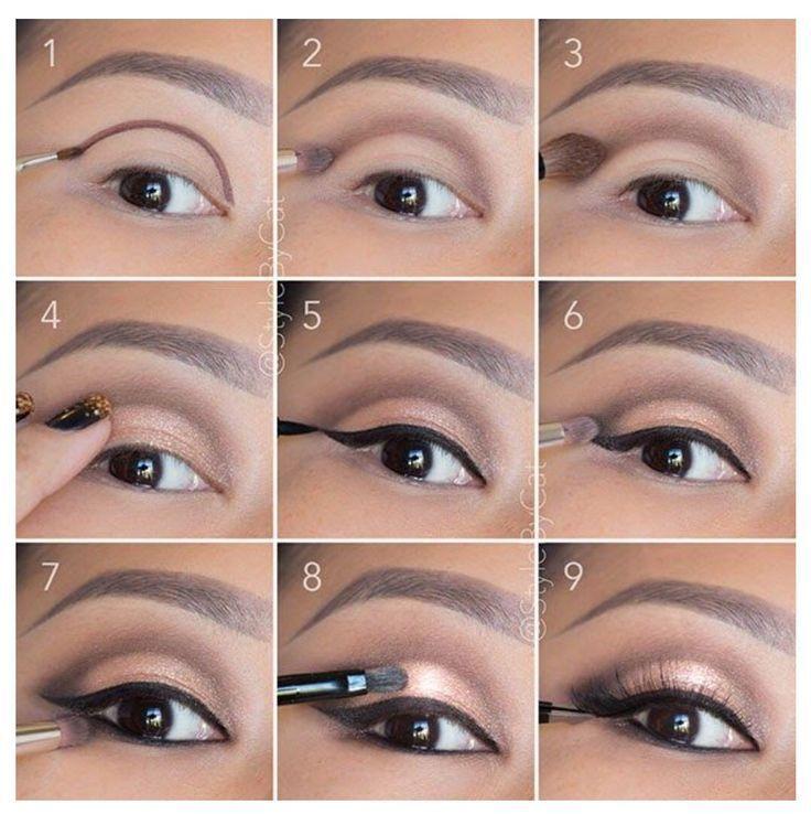Photo of 6 neue Make up Tutorials zum Hervorheben Ihrer Augen
