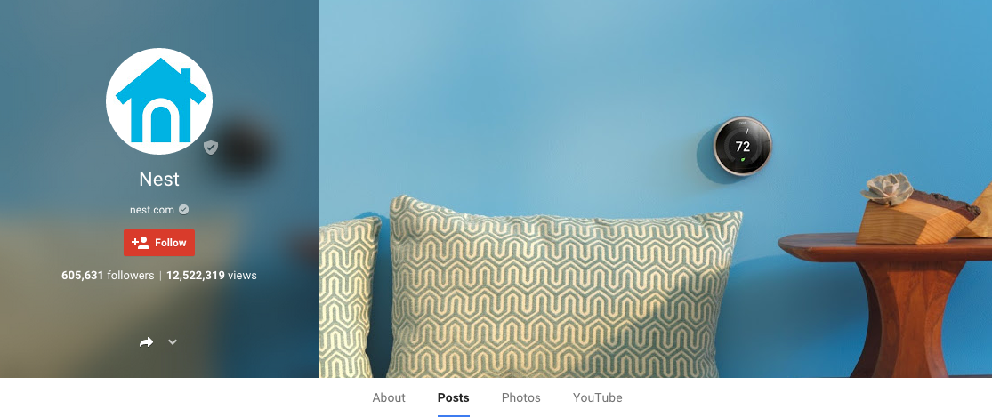 NestDesign The Perfect Google+ Banner Image With Tips And Examples From A Designer https://designschool.canva.com/blog/google-plus-banner-tips/