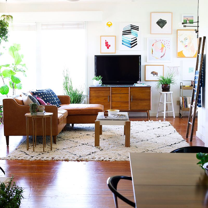 Image From Http 3 Bp Blogspot Com Aphvsdqi3ku Vbhjnz3xlui Aaaaaaaagy4 Yel Modern Bohemian Living Room Mid Century Modern Living Room Living Room Inspiration
