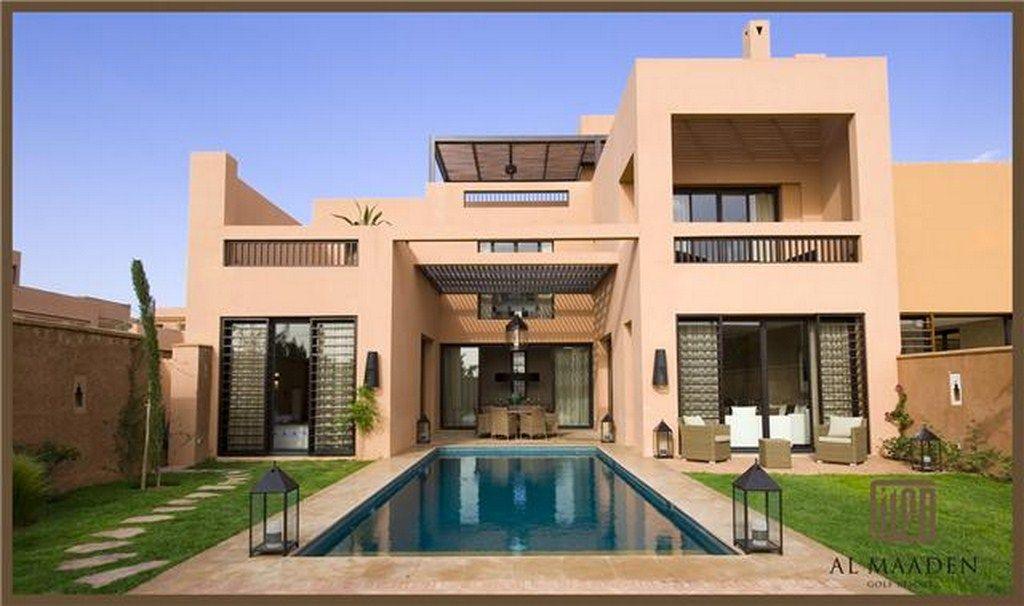 2012 09 25 12 53 23 facade ryad copier jpg 1024 606 for Facade de villa moderne