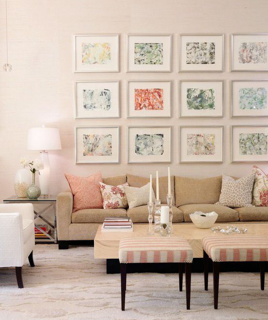 Changing Art With The Seasons Sarah Richardson Storage Ideas