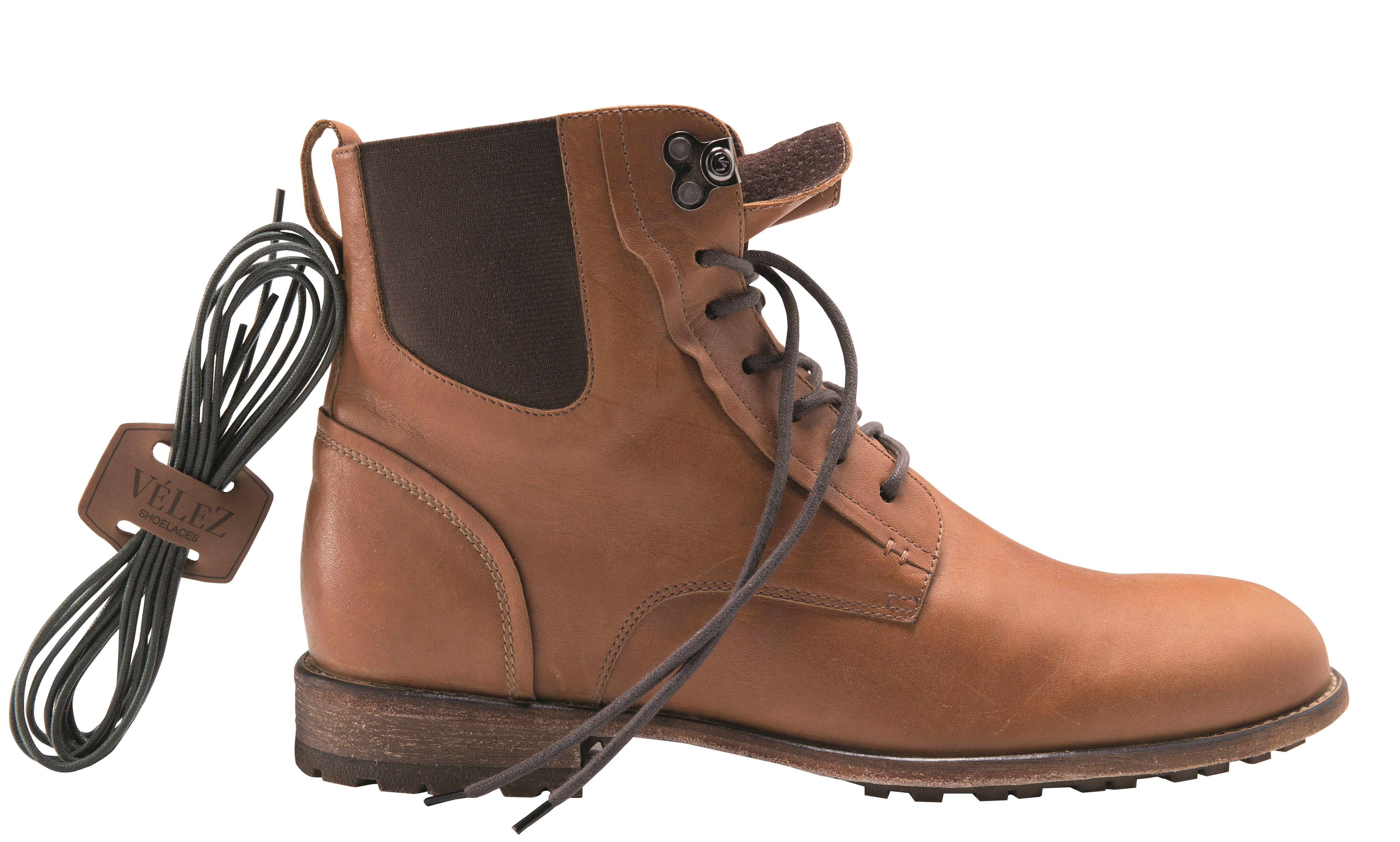 fd9a9e516d0 Vélez for Leather Lovers