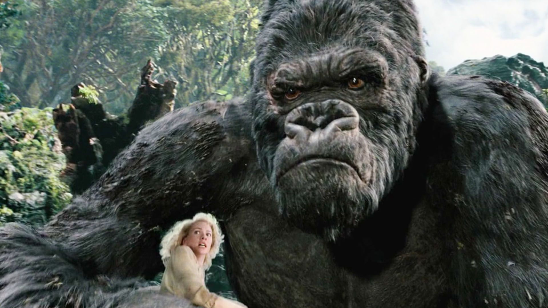 Hd king kong wallpapers and photos hd movies wallpapers - King kong 2005 hd wallpapers ...