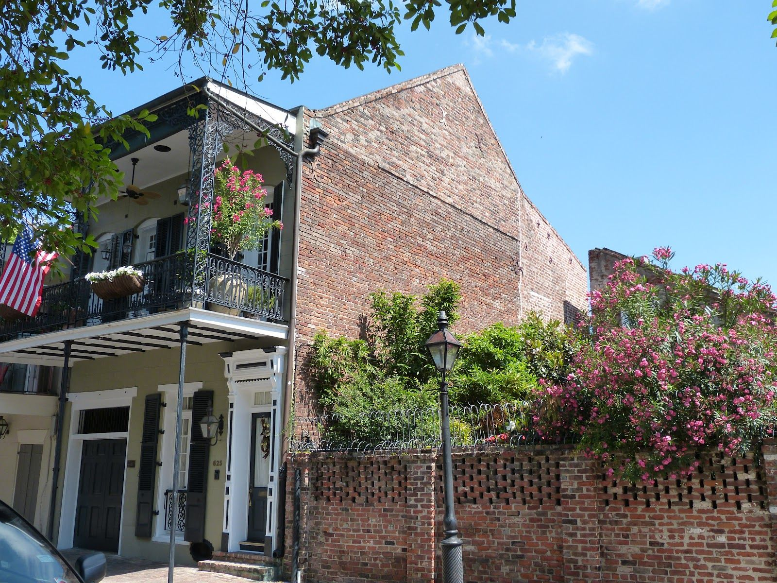 New Orleans Fence Hooks Secure The Perimeter Pinterest