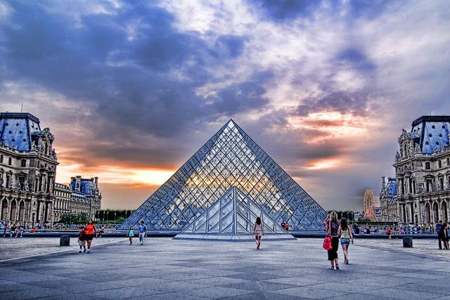 Little Pieces of Light: Things to do in Paris when it's raining