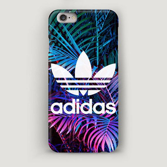 IPhone 7 Case Adidas iPhone 6S di Palma Case viola iPhone