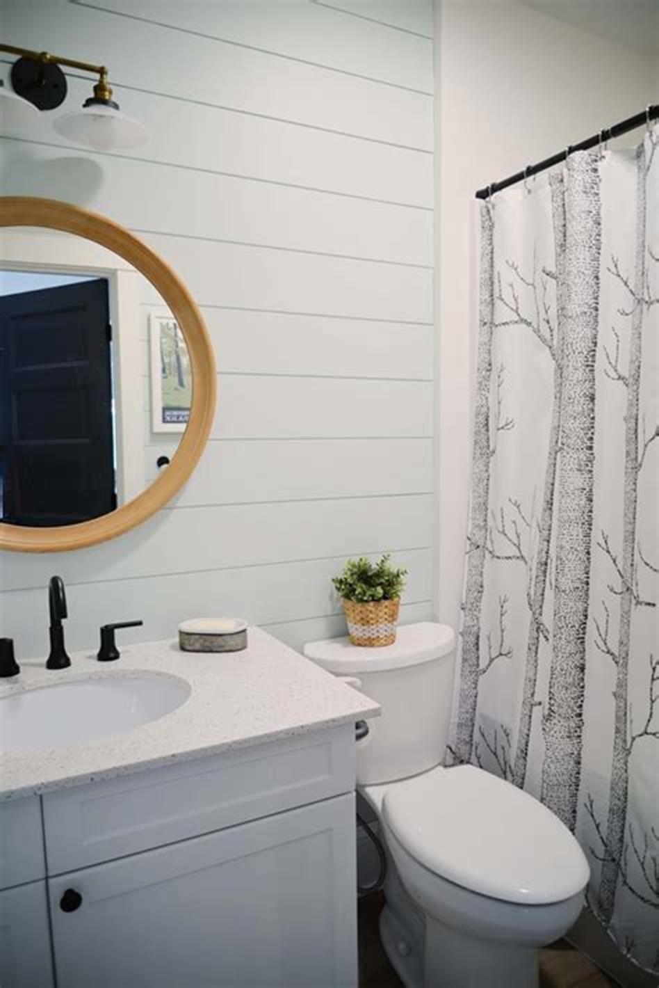 50 Best Modern Country Bathroom Design And Decor Ideas For 2019 Modern Country Bathrooms Mint Green Bathrooms Small Bathroom