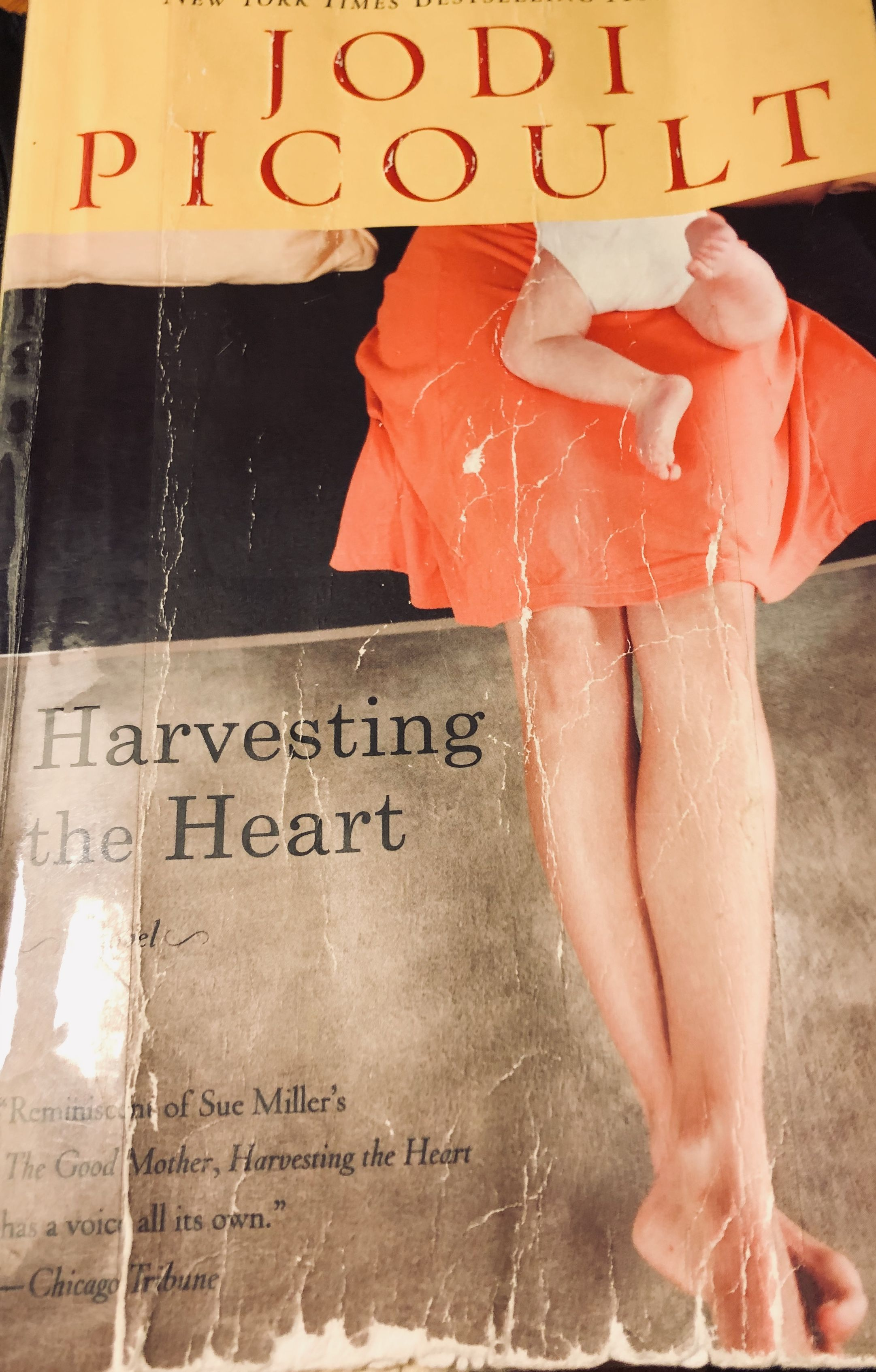 Harvesting the heart Ran on too long and the end didn't