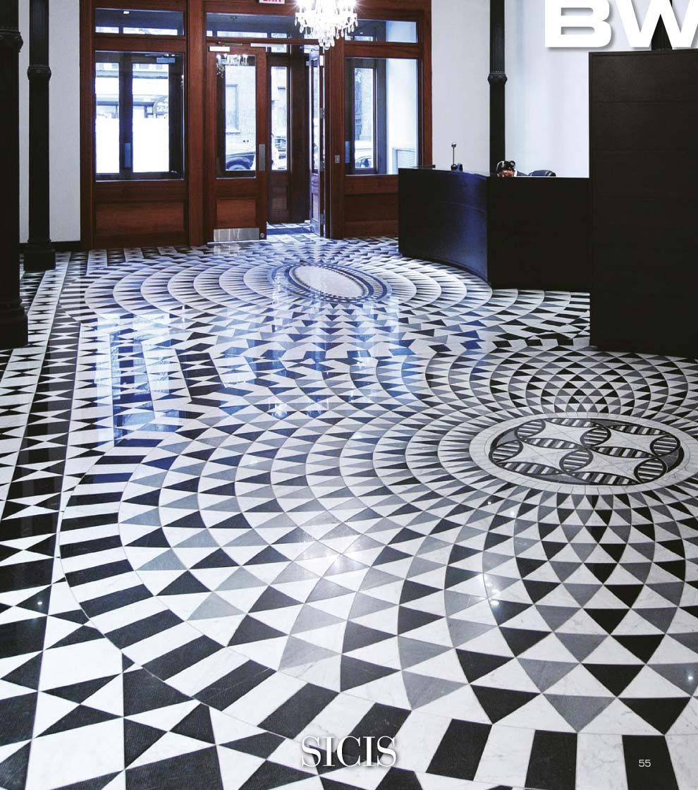 Cosmati Mosaic by SICIS Available at craftsmancourt.com | Floors ...