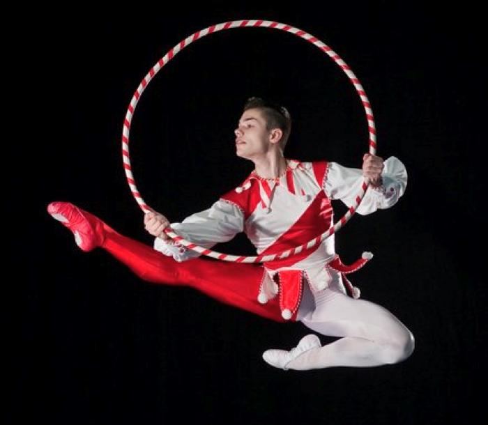 Russian Dancers Dance A Trepak A Vigorous Men S Folk
