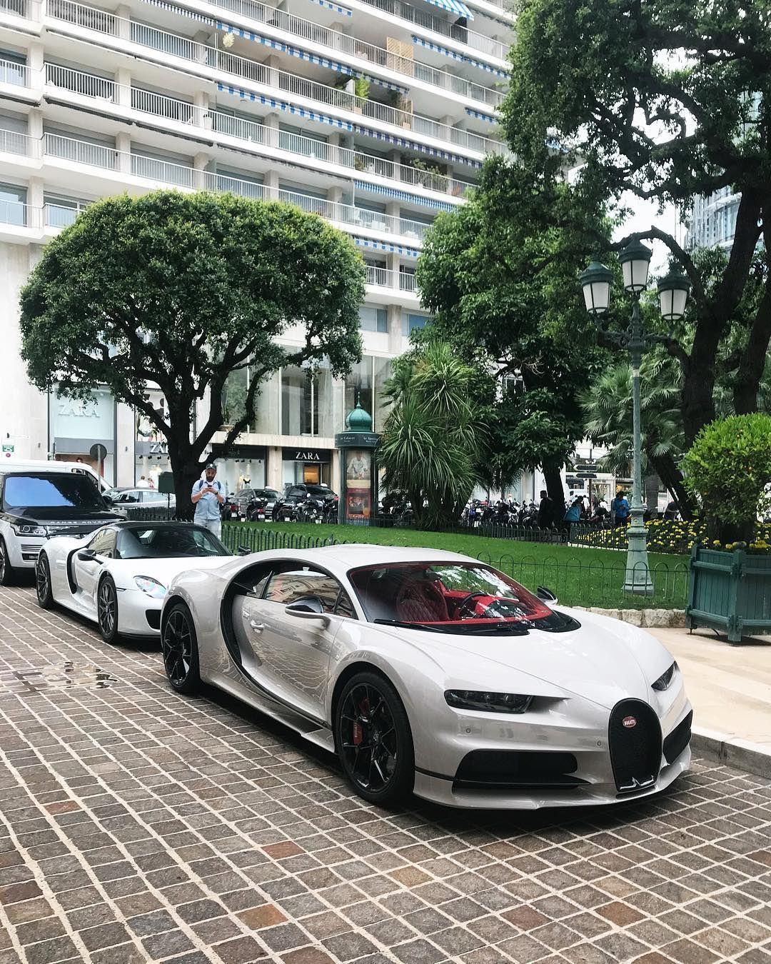 Bugatti Chiron, Sports Cars Bugatti