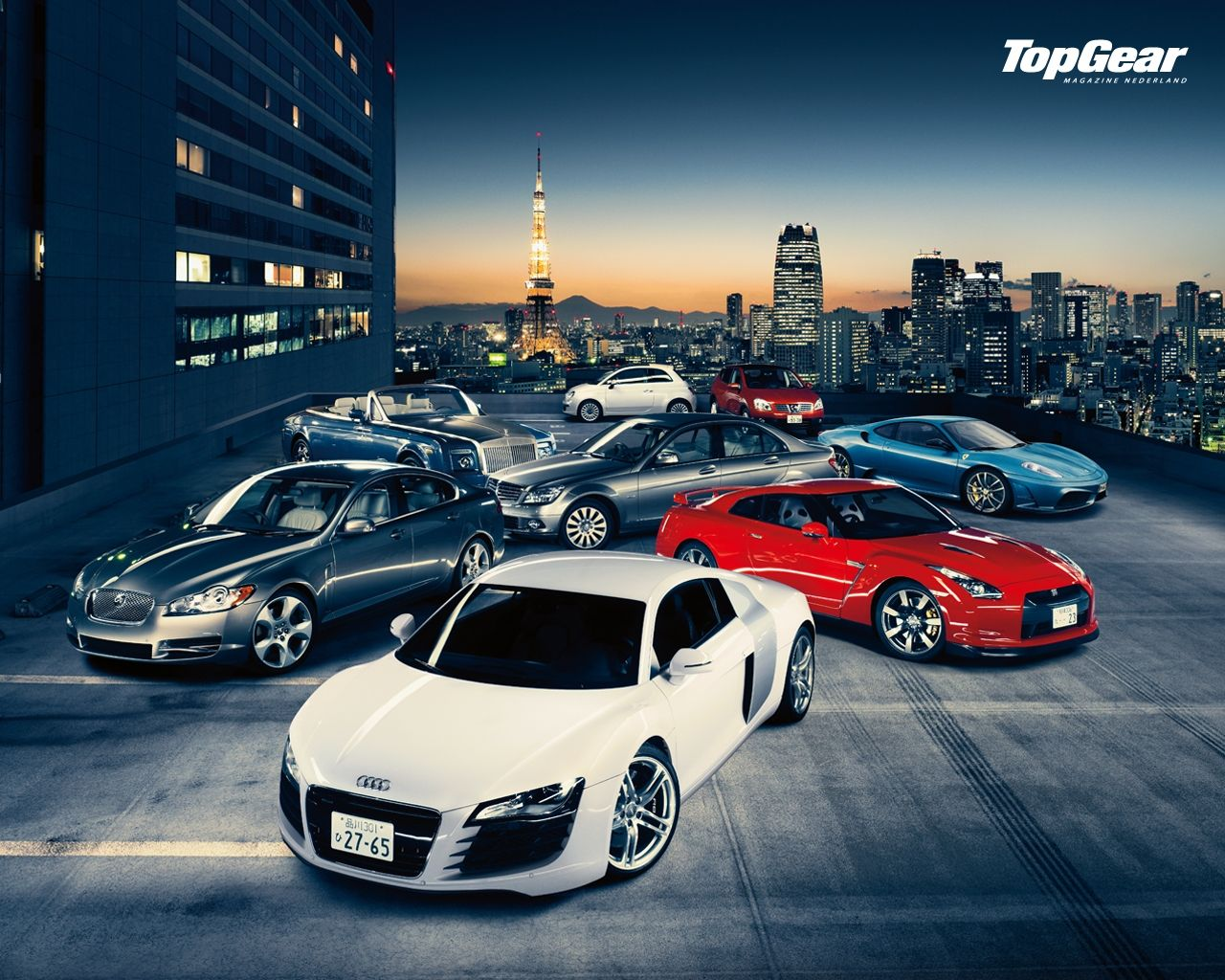 Topgear Top Gear Nissan Cars Car Wallpapers