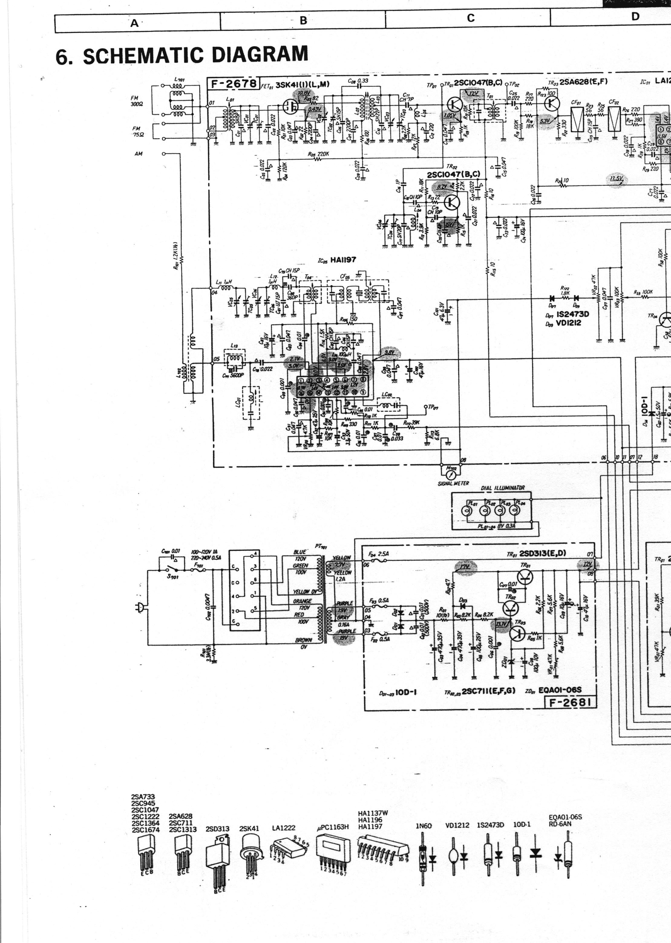 sansui tv circuit diagram free download circuit diagram images [ 2218 x 3118 Pixel ]