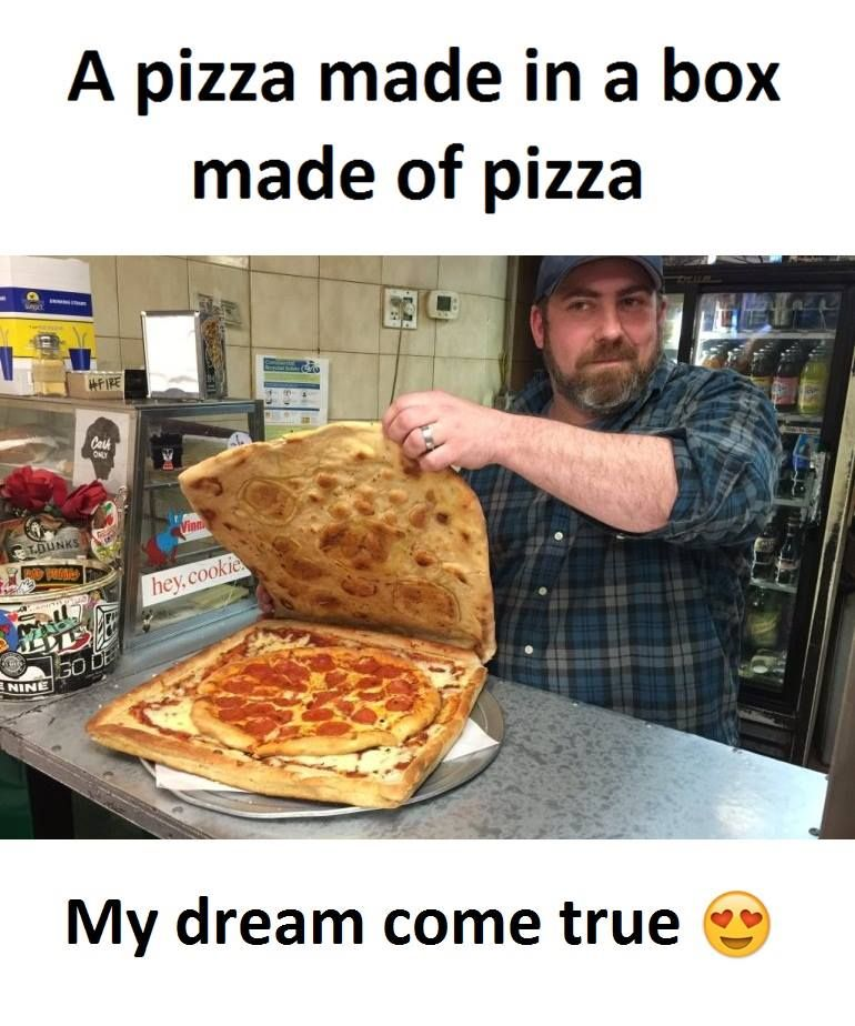 Funny Pizza Delivery Memes