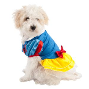 Top Paw® Disney© Snow White Costume - PetSmart  sc 1 st  Pinterest & Cute puppy princess!Top Paw® Disney© Snow White Costume - PetSmart ...