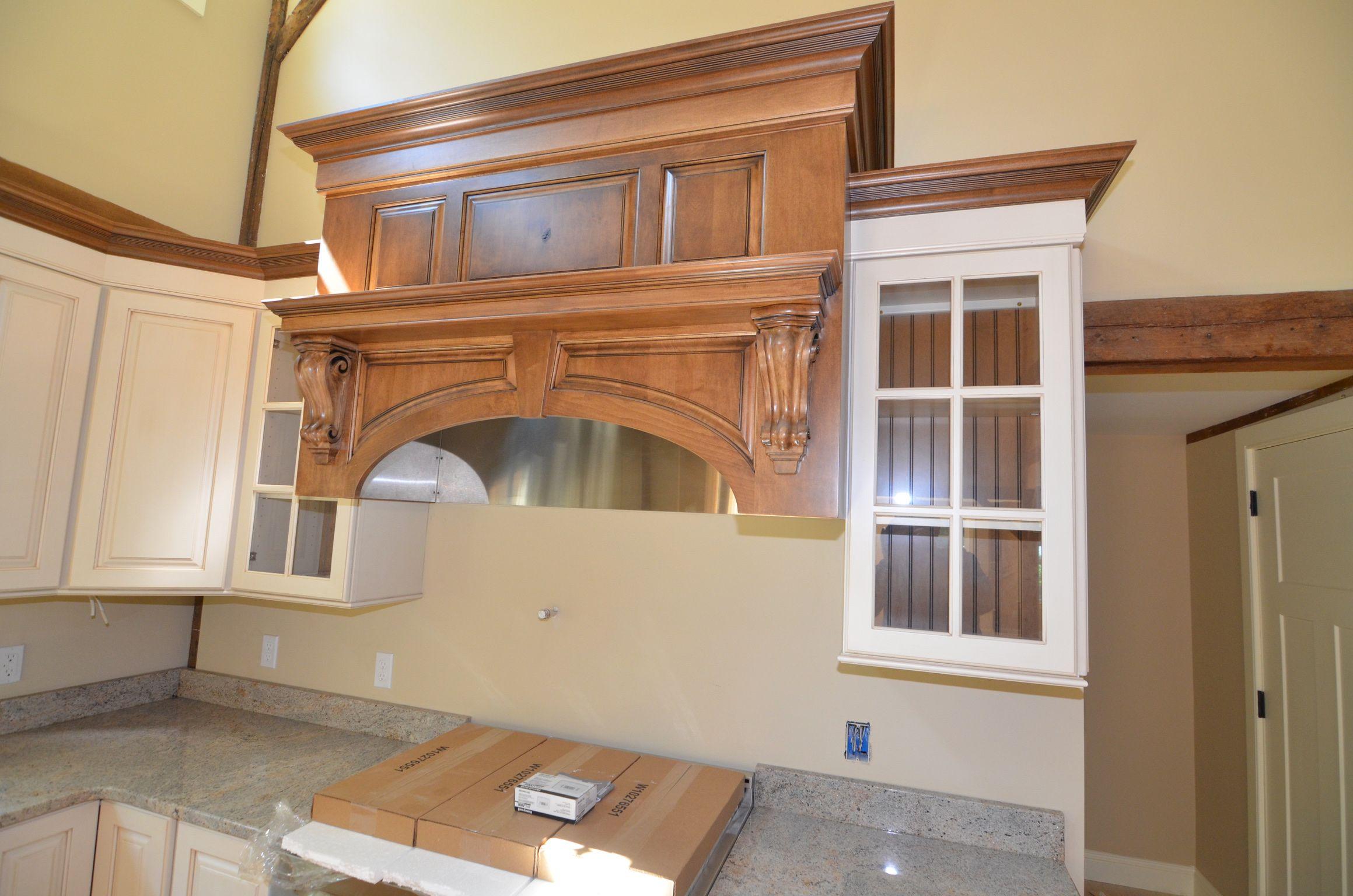 Best Gorgeous Rustic Kitchen Range Hood Kitchen Cabinets In 400 x 300