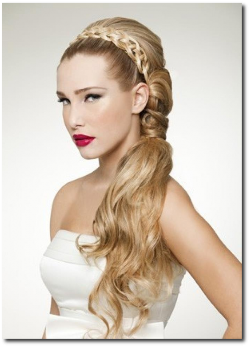 Etruscan Grecian And Roman Wedding Ideas Braided Hairstyles For Wedding Princess Hairstyles Hair Styles