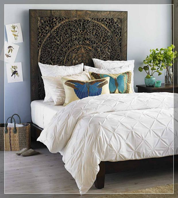 51 Diy Headboard Ideas To Make The Bed Of Your Dreams With Images