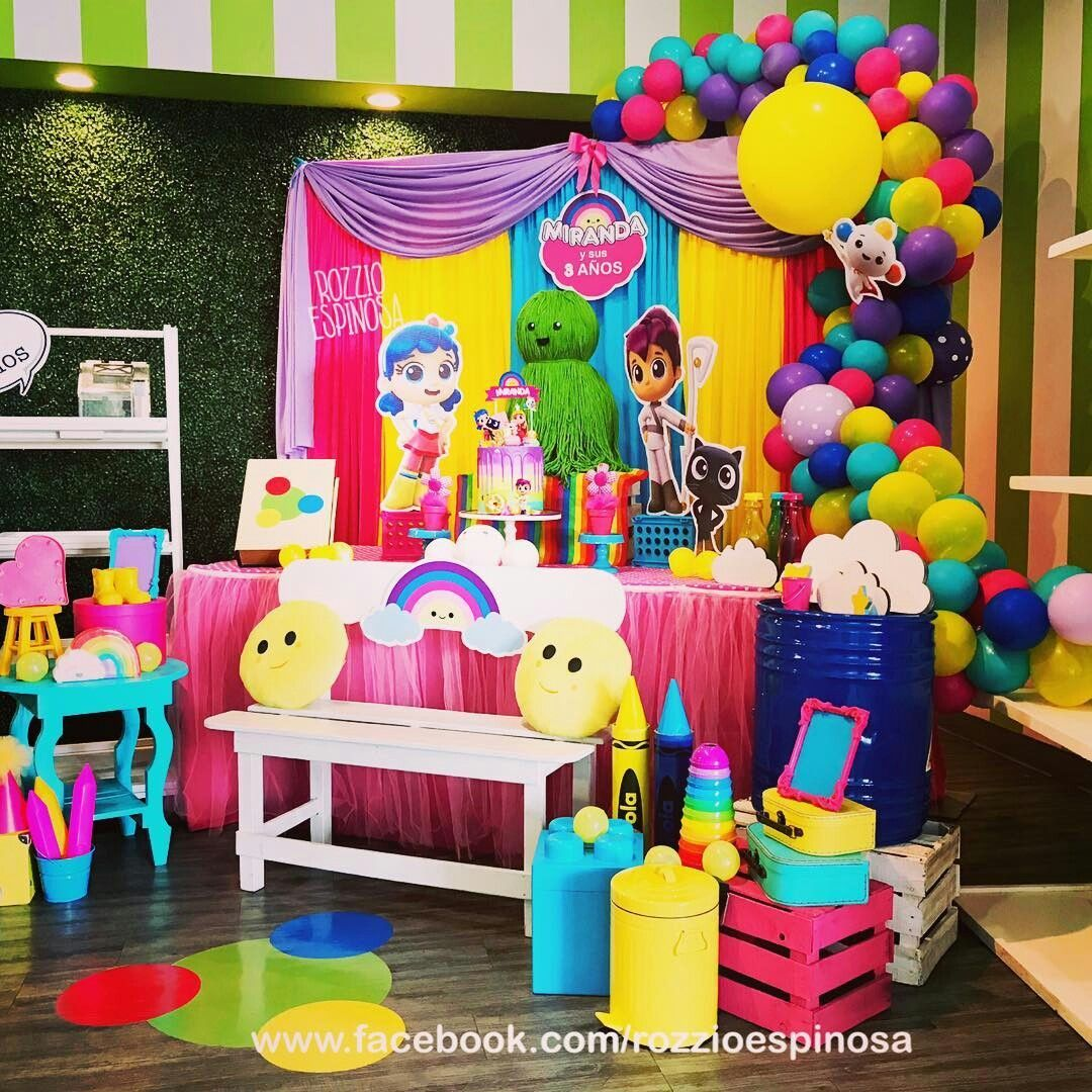 True And The Rainbow Kingdom Birthday Party Ideas