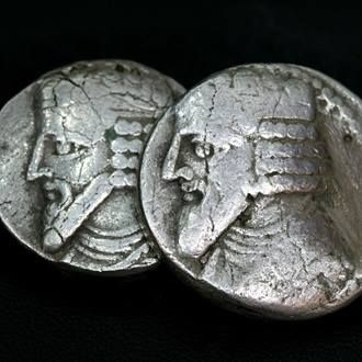 Ancient Persian silver coins  | Gold Coins | Silver coins