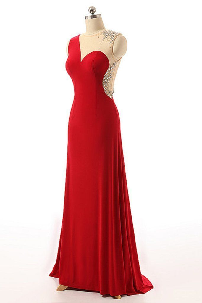 Red chiffon seethrough beading Aline simple long evening dresses for teens - Evening dresses, Evening dresses long, Beaded evening gowns, Simple prom dress short, Red prom dress, Formal dresses long - UPS shipping bag; 2  We work with DHL, UPS, EMS, Aramex, China Post Air Mail, you can choose right one you want; We also use other post office depend on different countries and safety, and we will inform you the tracking number after post; Cancellations Policy 1  Orders cancelled within 24 hours after payment confirmation will be eligible for a full refund; 2  Orders cancelled within 13 days after payment confirmation will be eligible for a partial refund, consisting of the full shipping cost and 50% of the product purchase price; 3  Orders canceled after 3 days of payment confirmation will be eligible for a partial refund consisting of the full shipping cost and 40% of the product purchase price; 4  Once your order has been shipped, it can no longer be cancelled