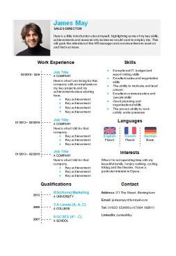 timeline cv template in microsoft word cv pinterest