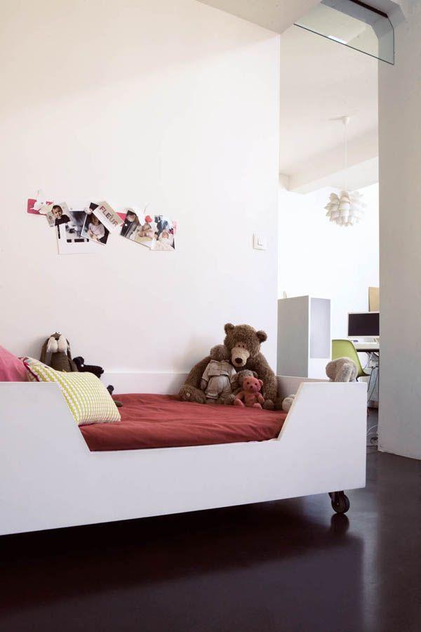 #kidsroom #nursery #bed