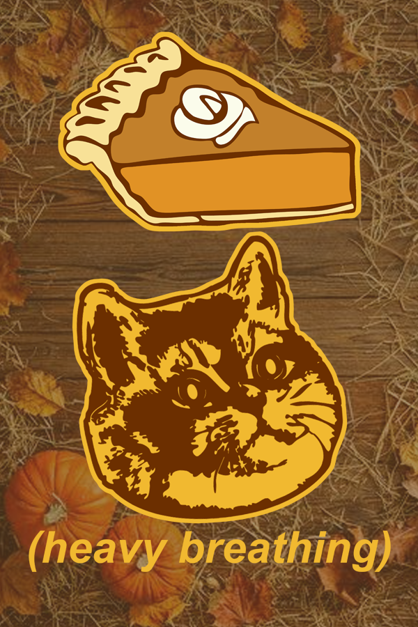 Thanksgiving Pumpkin Pie Meme
