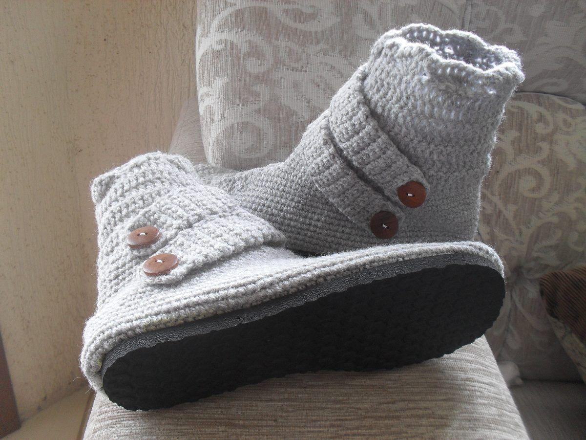 Lujo Patrón De Crochet Para Zapatillas De Tiburón Viñeta - Manta de ...