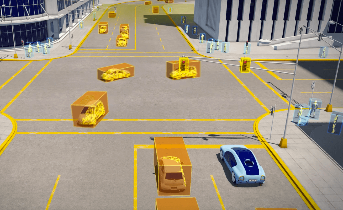 NXP BlueBox Computer that Make Self-Driving Cars Available to Consumers by 2020