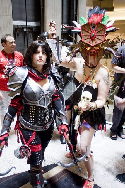 Cosplay from #DragonCon - Sci-Fi Party Line @ Dragon*Con