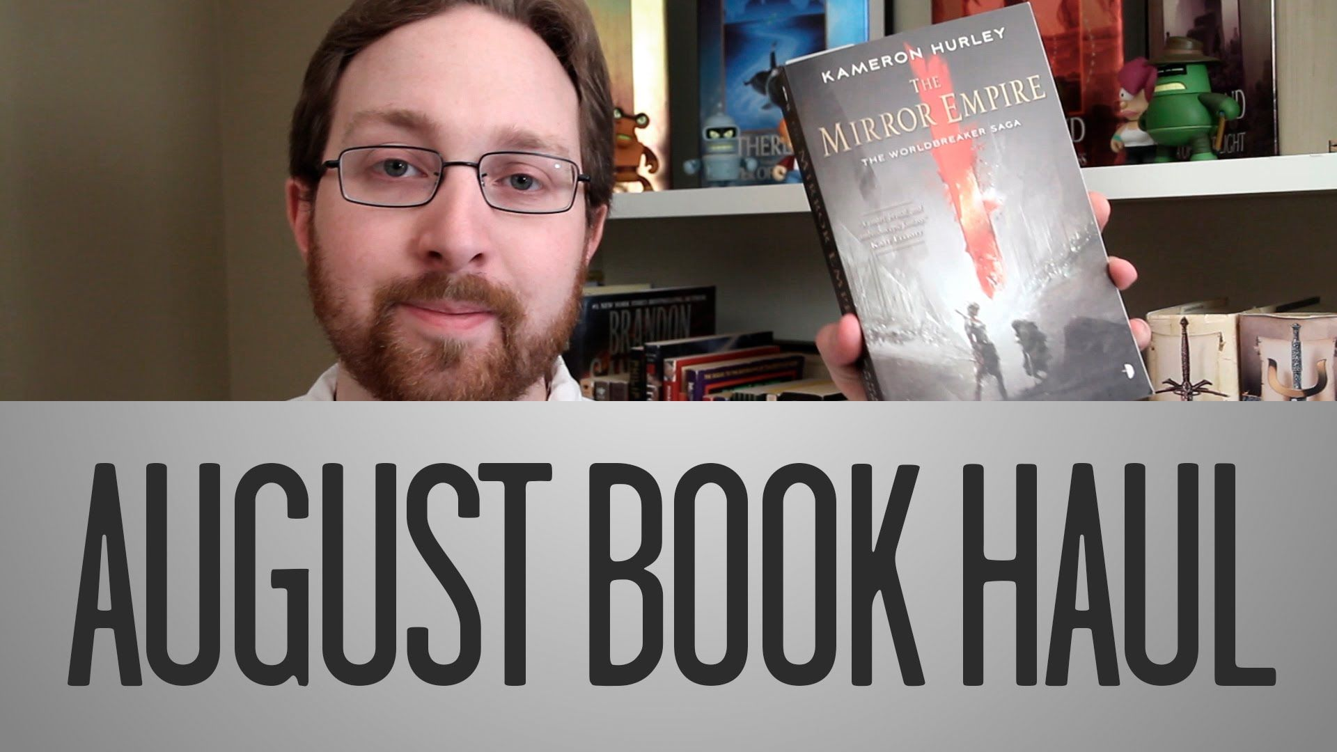 Let's Read - August Book Haul