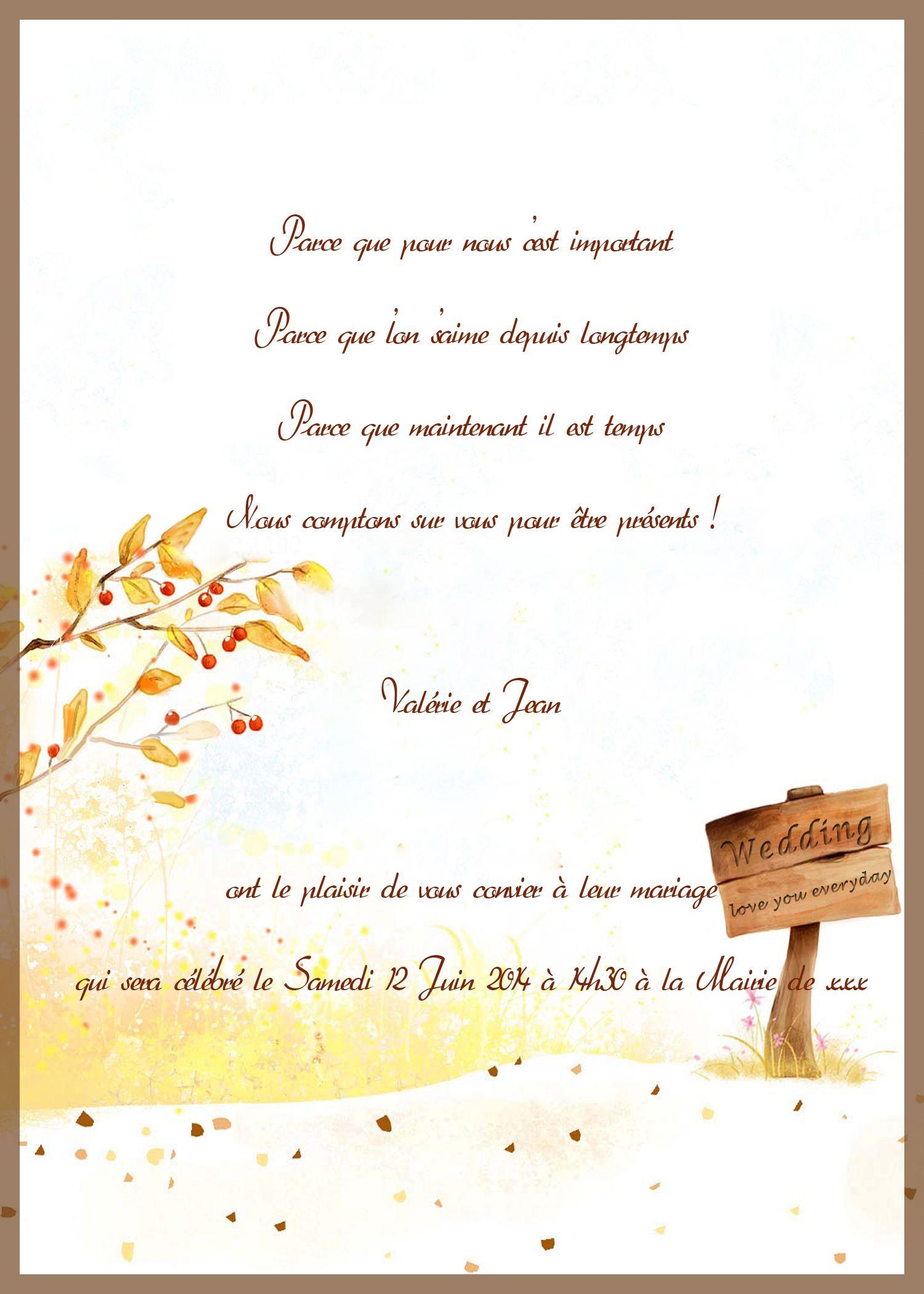 Faire Part Mariage Poche Style Faire Part De Mariage Pas Cher