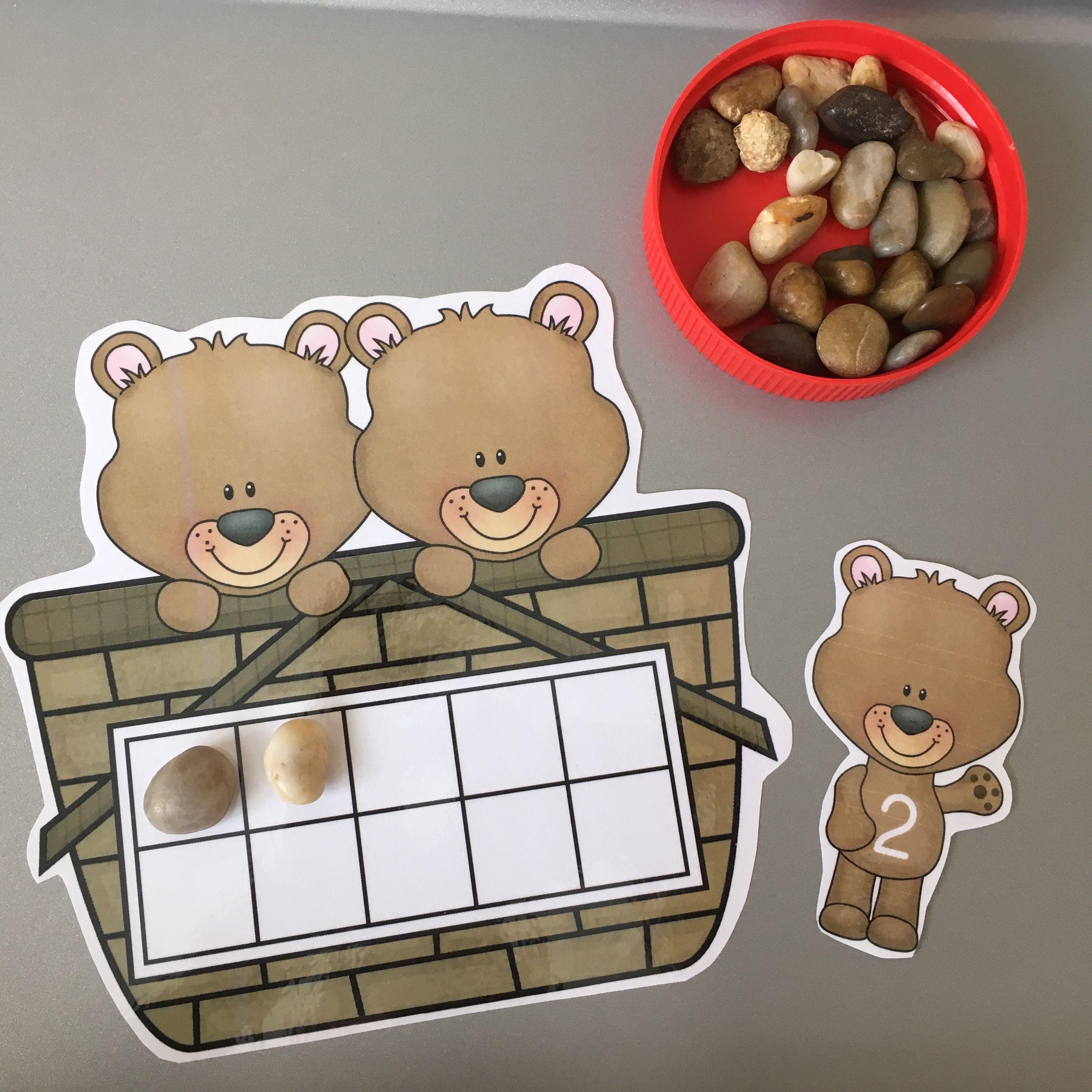 Teddy Bear Picnic Preschool Unit with lesson plans