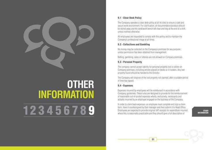 Bbecdffdcfdeajpg Pixels Employee - Employee handbook design