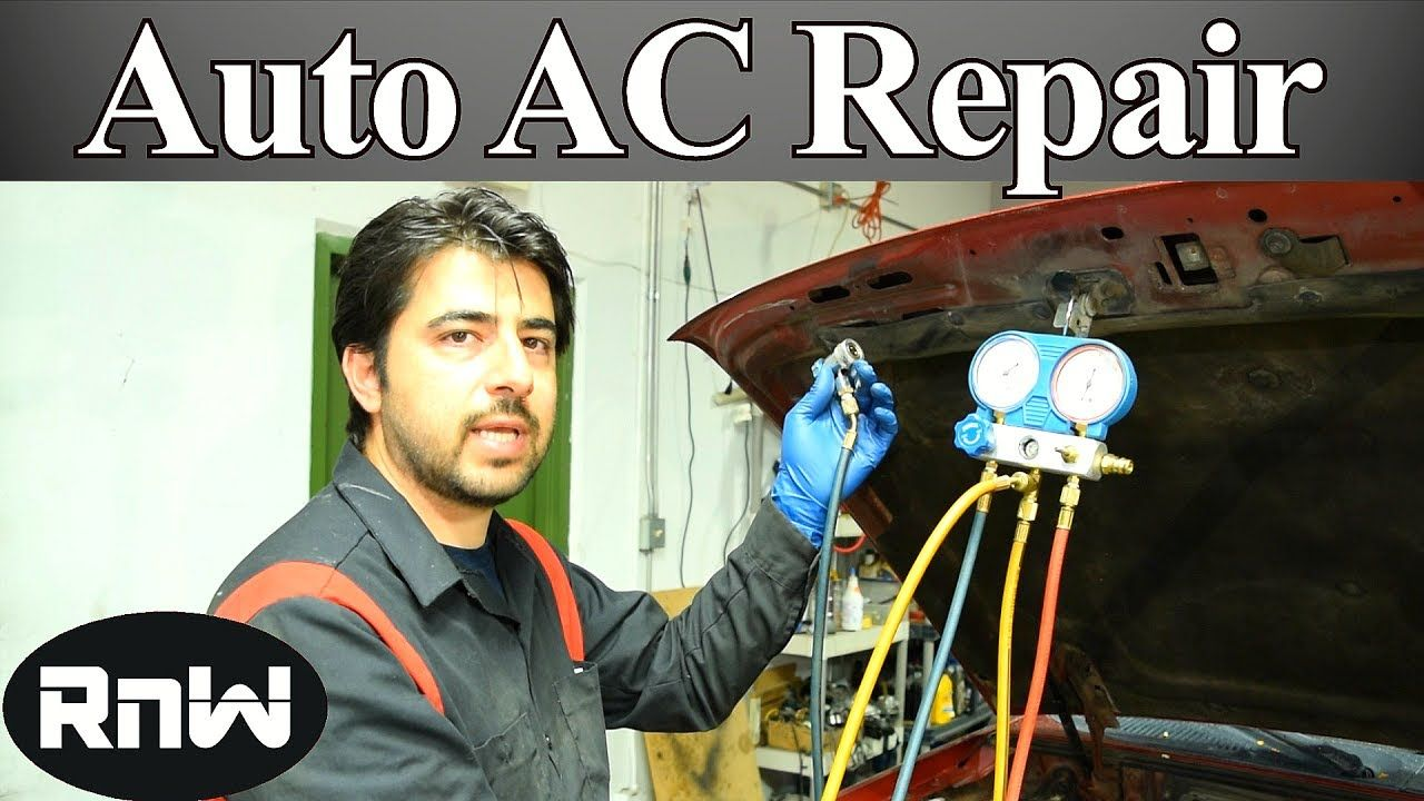 Automotive AC Diagnostics, Operation and Repair YouTube