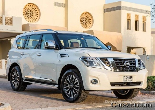 2019 Nissan Patrol Exterior Interior Engine And Price Nissan Patrol Nissan New Cars
