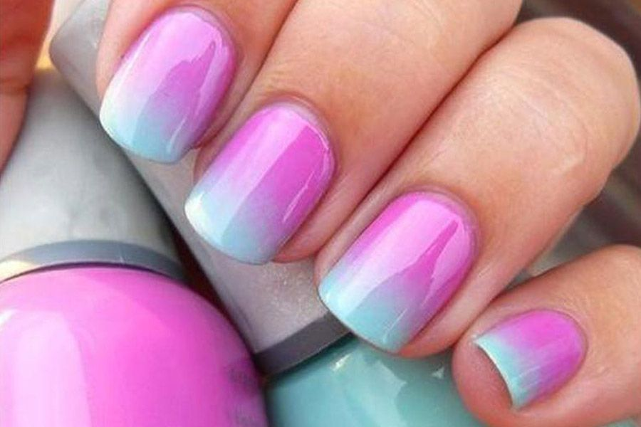 Ombre Fad Won\'t Fade: Nails Are Next [PHOTOS] | Nails | Pinterest ...