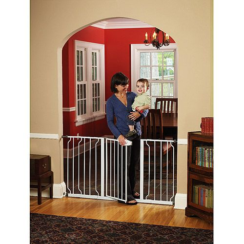 Regalo Extra Wide Widespan Metal Safety Gate Walmart Com