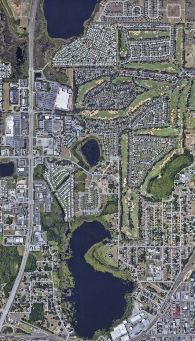 Pin by Noah on urbanism Winter haven, Aerial, City photo