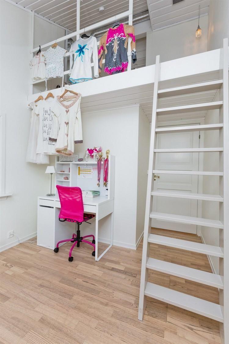 comment am nager une petite chambre coucher 29 id es chambres minuscules lit sur lev et. Black Bedroom Furniture Sets. Home Design Ideas