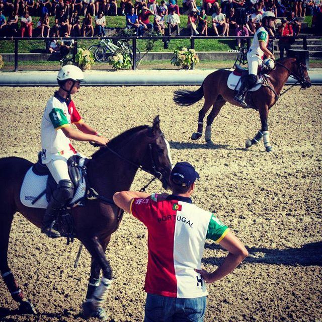 Horseball World Cup 2016, Ponte de Lima #Portugal  #pontedelima #horseball…