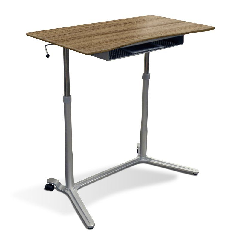 Jesper Sit U0026 Stand Height Adjustable Standing Desk   204 ...