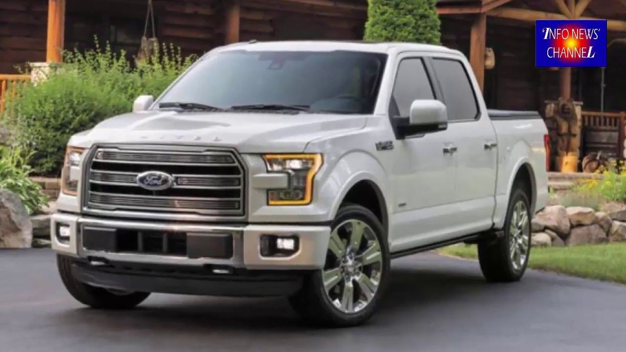 2020 Ford Lobo Research New
