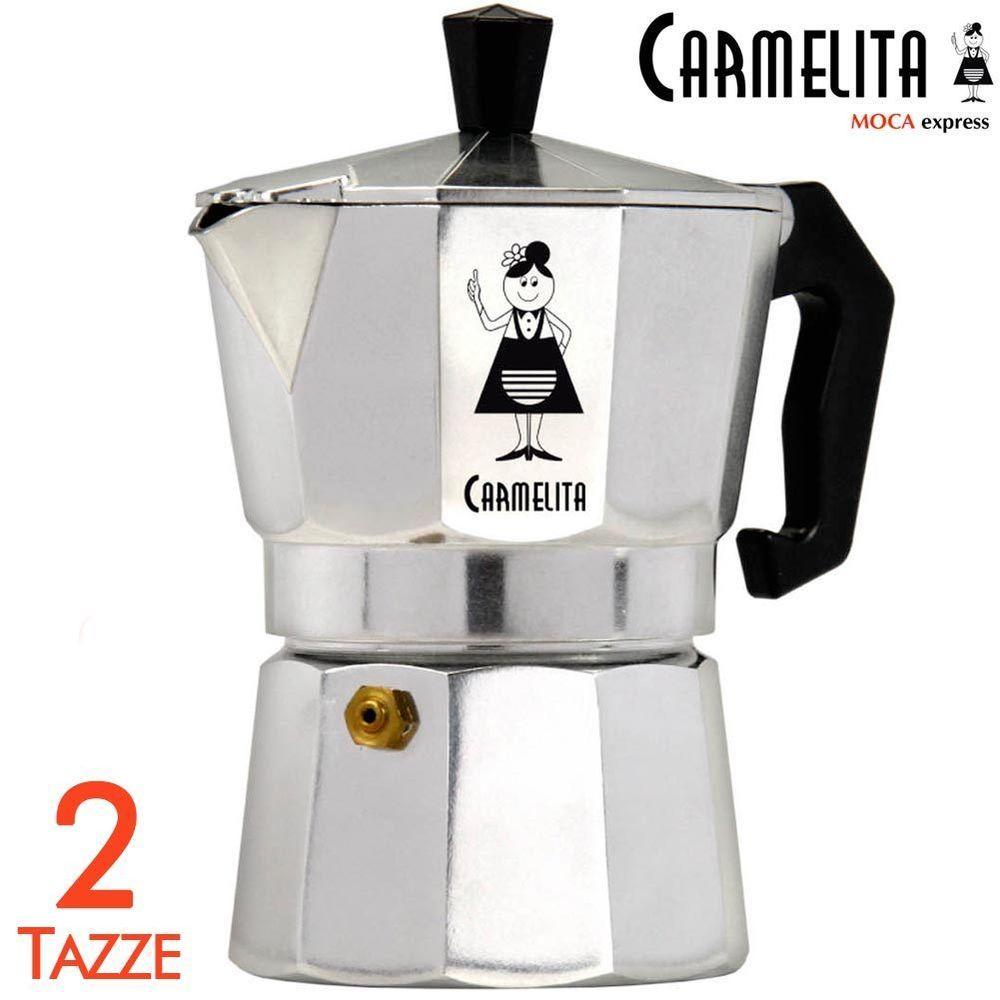 Giulia Caffettiera 1//2 Tazza Macchina da Caffè Manico Antiburn Moka