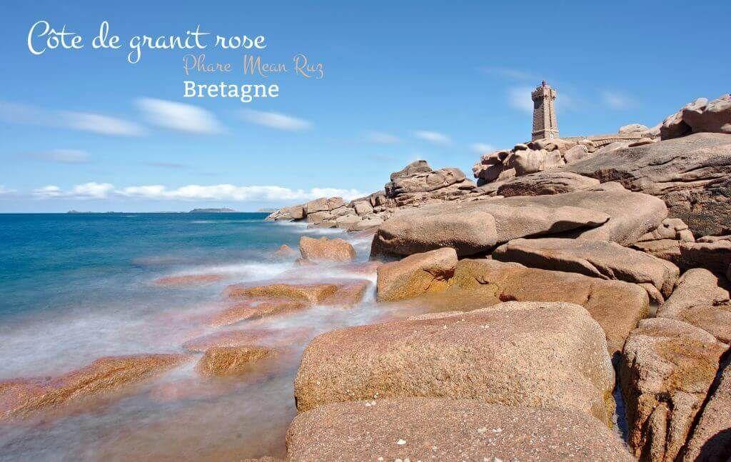 Bretagne A La Decouverte De La Cote De Granit Rose Avec Images
