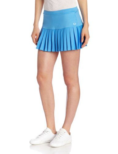 Fred Perry Women's Pleated Ball Skort - Listing price: $70.00 Now: $27.99 #FredPerry