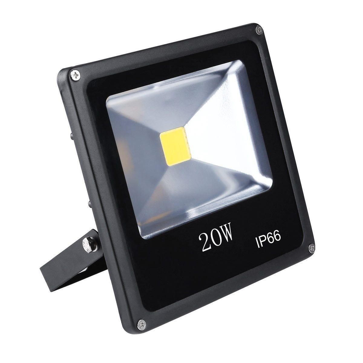 Commercial Outdoor Led Flood Light Fixtures 20W Outdoor Led Flood Light Adjustable Replaces 100W Halogen 1800