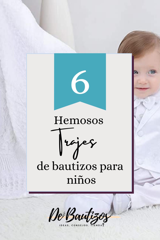 41 Ideas De Ropa De Bautizo Para Niño Ropa Para Bautizo Bautizo Traje De Bautizo